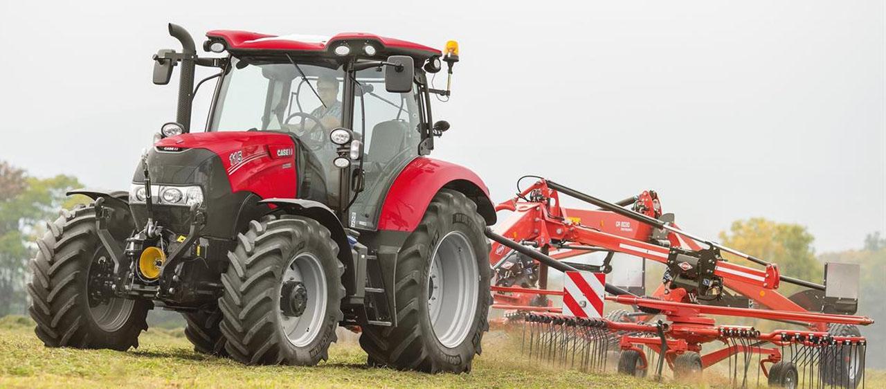 Authorised CaseiH New Tractors & Agricultural Equipment