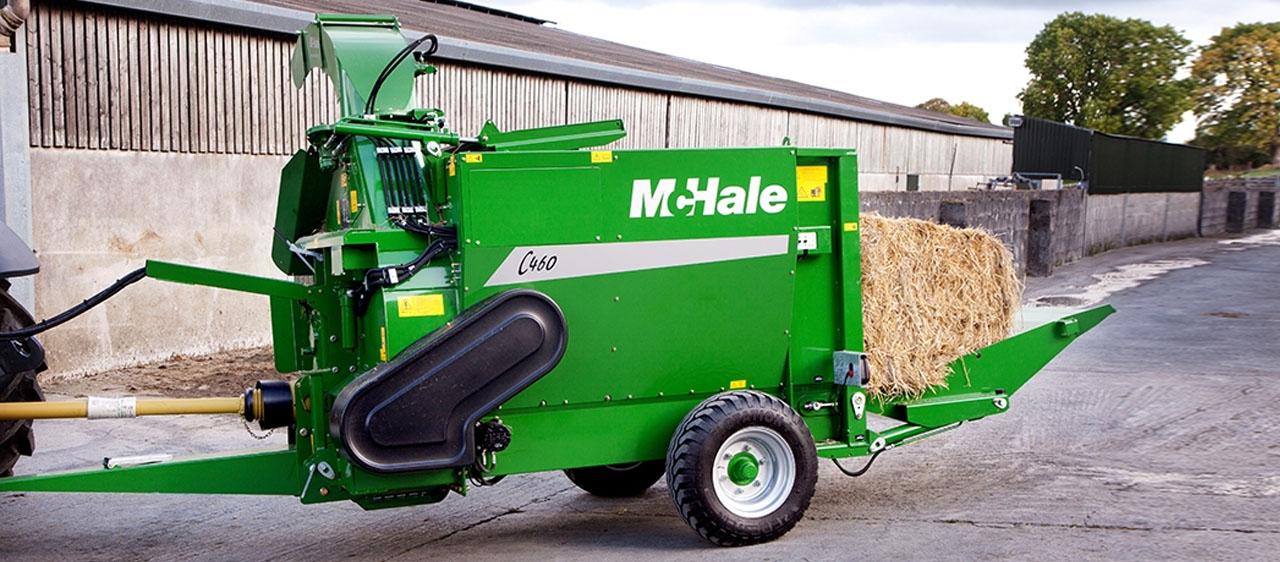 mchale-c460-straw-chopper-kildare