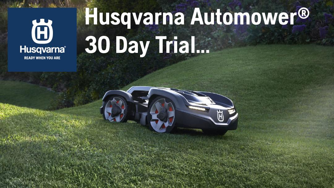Husqvarna Automower Money Back Guarantee